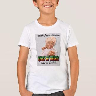 Marcia Griffiths o aniversário da reggae Camisetas