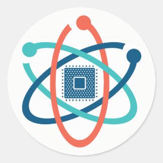 Março para a etiqueta 1 de SV da ciência
