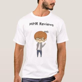 Marcus MHR revê o t-shirt