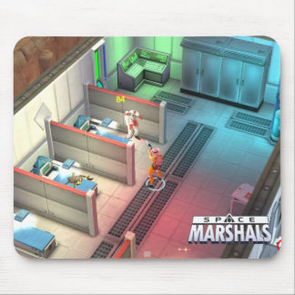 Marechais Mousepad do espaço