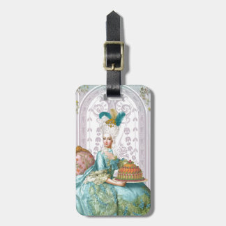 Marie Antoinette no Aqua Etiqueta De Malas