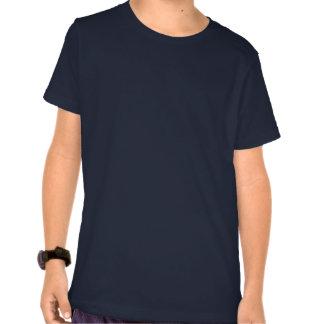 Marinho & design do jérsei dos esportes dos miúdos tshirt