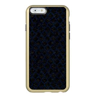MÁRMORE TILE1 PRETO & GRUNGE AZUL CAPA INCIPIO FEATHER® SHINE PARA iPhone 6