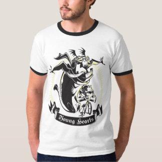 Martin Hsu - corações novos Camisetas