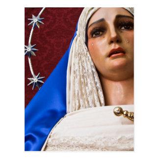 Mary Cartão Postal