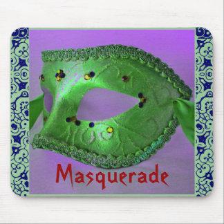 """""""Mascarada"""" Mousepad- customizável"""