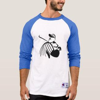 Massa do basebol t-shirt
