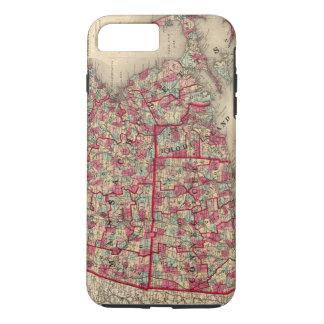 Massachusetts, Connecticut, e Rhode - ilha Capa iPhone 7 Plus