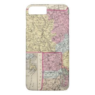Massachusetts e Rhode - ilha 2 Capa iPhone 7 Plus