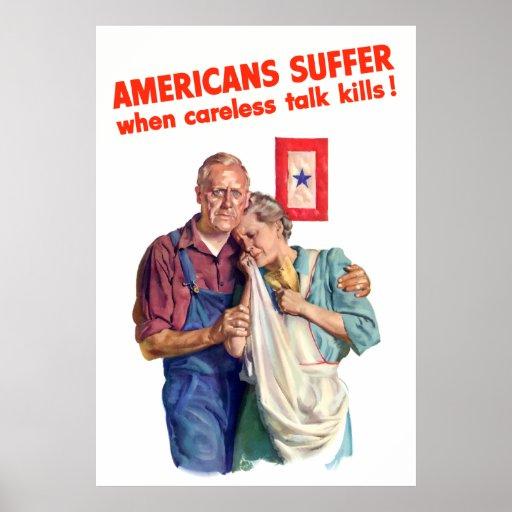 Matares descuidados da conversa -- Beira Posteres