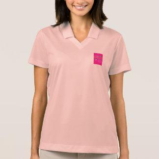 Matemática cor-de-rosa polo
