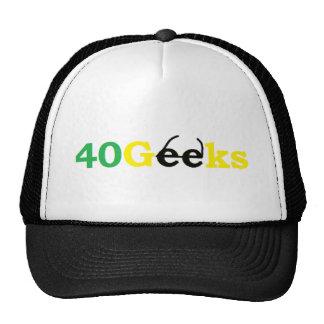 Material de 40 geeks boné