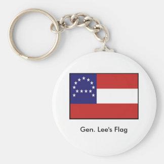 Matriz Bandeira do general Lee Chaveiro