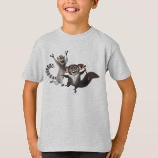 Maurício e Julien T-shirts