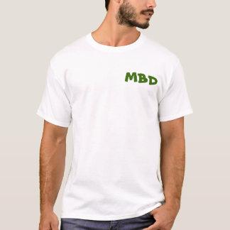 MBD - Meias do feriado para homens Camiseta