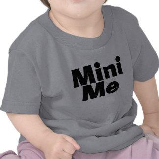 Me/Mini mim pai/mãe/filha de harmonização do filho Tshirt