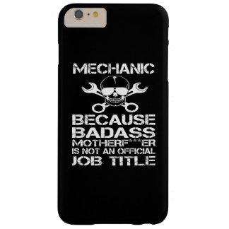 Mecânico de BADASS Capa Barely There Para iPhone 6 Plus