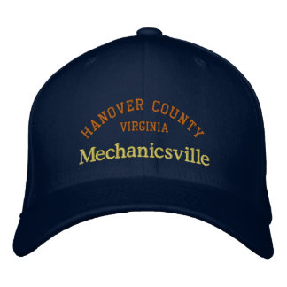 Mechanicsville Hanover County Boné Bordado