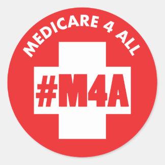 Medicare 4 toda a etiqueta de #M4A