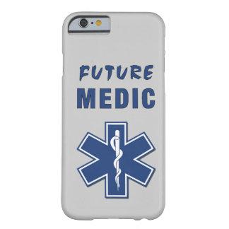 Médico futuro capa barely there para iPhone 6