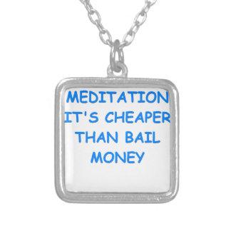 meditação bijuterias personalizadas