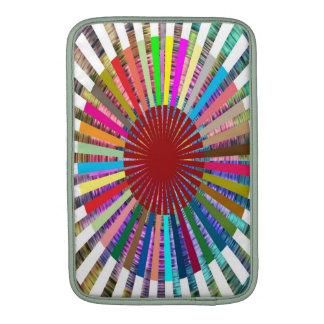 Meditação da fonte luminosa de CHAKRA Bolsas De MacBook
