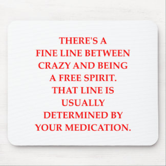 meds mouse pad
