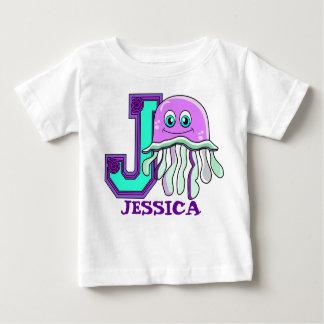 MEDUSA de J, miúdos personalizados Tshirts