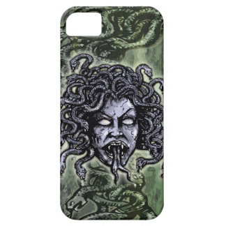 Medusa Gorgon Capa Barely There Para iPhone 5