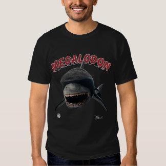 Megalodon Camisetas