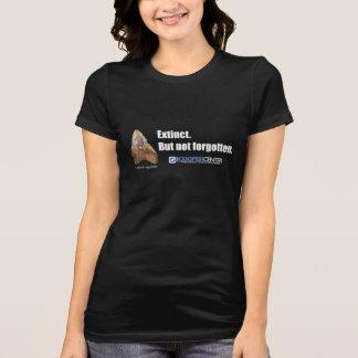 Megalodon é realmente camisa extinto tshirt