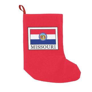 Meia De Natal Pequena Missouri