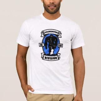 Meios do frenesi - t-shirt da divisão de Sasquatch