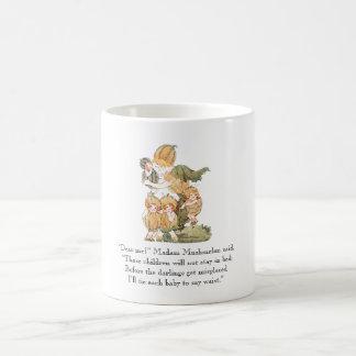 Melão do Cantaloupe do Muskmelon da rima da fruta Caneca De Café