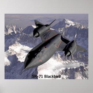 Melro SR-71 Poster