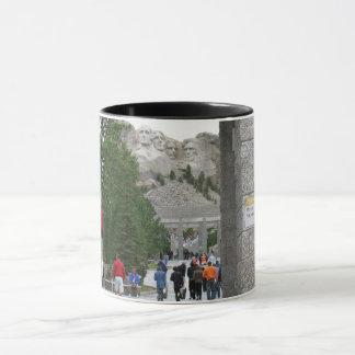 Memorial nacional do Monte Rushmore, caneca de