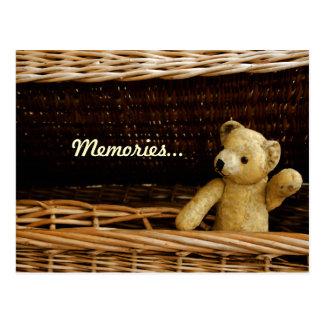 Memórias Cartão Postal