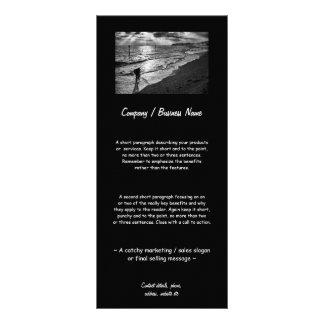 Memórias da frente marítima 10.16 x 22.86cm panfleto