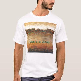 memórias do sudoeste t-shirt