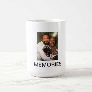 Memórias Loving Caneca De Café
