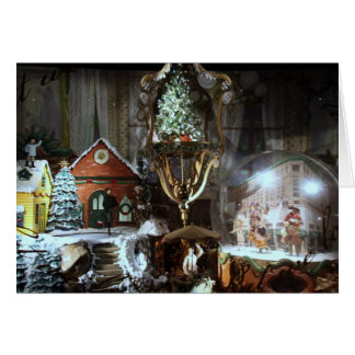 Memórias para os feriados cartão comemorativo
