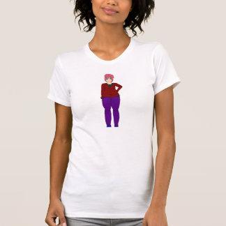 Menina carnudo t-shirt