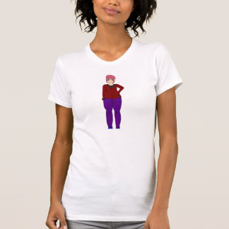 Menina carnudo tshirts