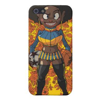 Menina do Afro Capas iPhone 5