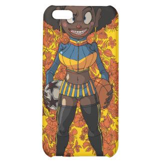 Menina do Afro Capas Para iphone5C