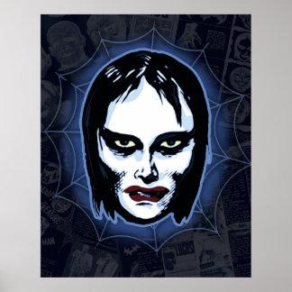 Menina do vampiro (horror) poster