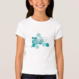 meninas de para do blusa tshirt