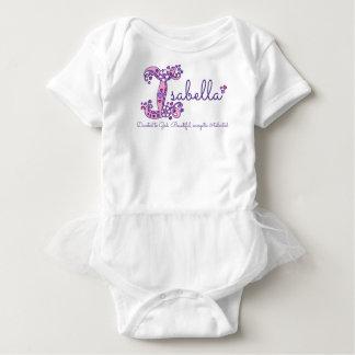 Meninas nome & significado de Isabella mim camisa