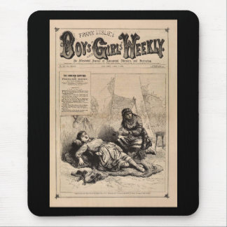 Menino e menina semanais - vintage 1883