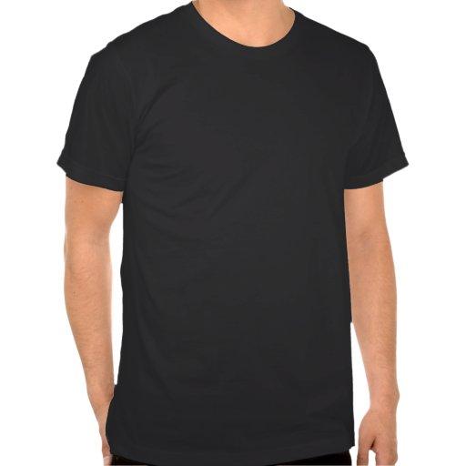 Menos pegadas do carbono do que você camiseta